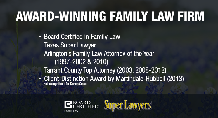 Award winning family law firm